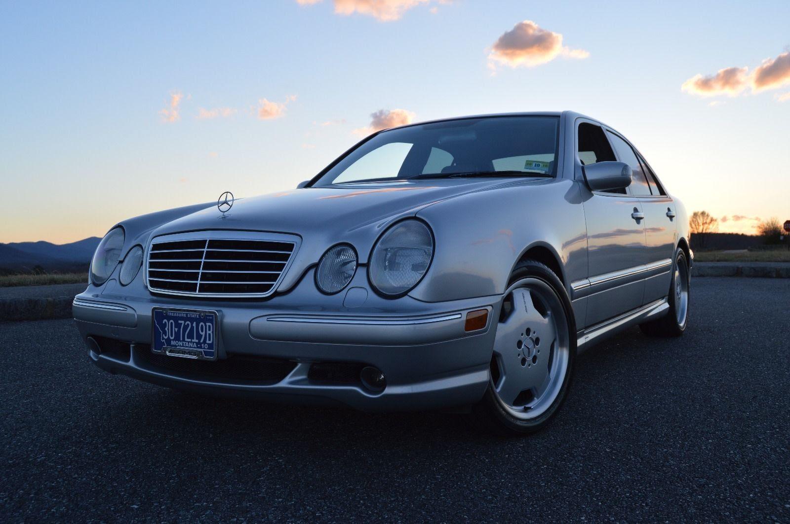 2001 Mercedes-Benz E55 AMG   German Cars For Sale Blog
