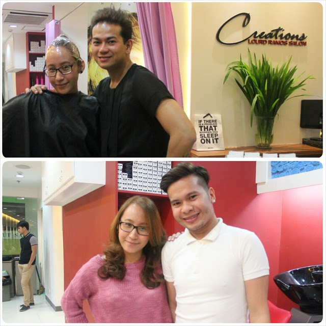 Makeover at Creations