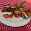Grilled Cheese Sandwich Italian Style