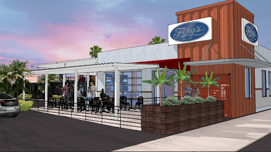 Sneak peek: Ferg's in Channelside to be way more than a sports bar - Tampa Bay Business Journal