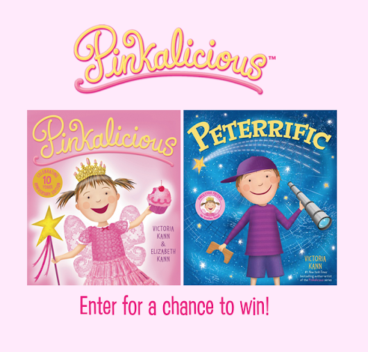 Pinkalicious and Peterrific Giveaway