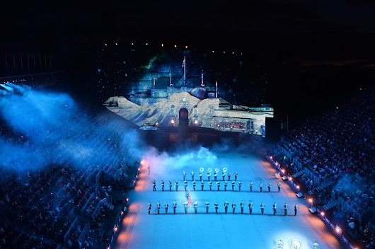 The Royal Edinburgh Military Tattoo - Total Solutions Group