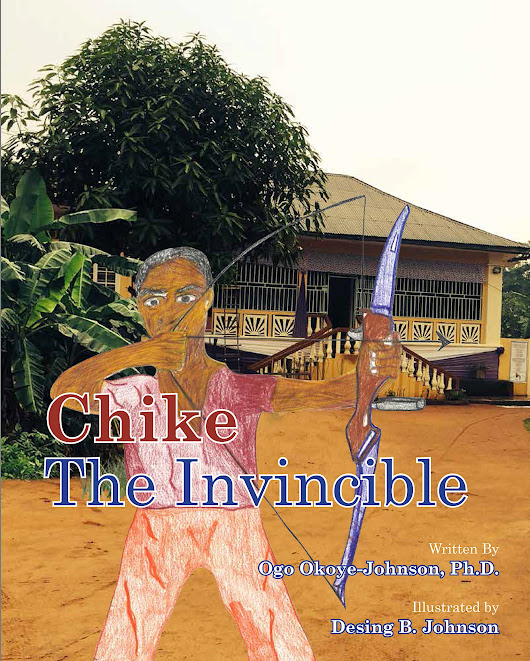 CHIKE THE INVINCIBLE-Freshly Minted!