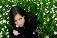 Jenn in the Chamomile (<i>Chamaemelum nobile</i>)