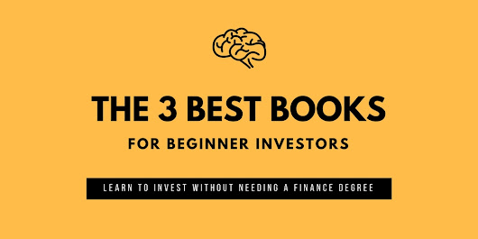 The three best beginner investing books - Time In the Market