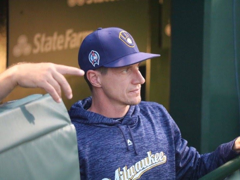 Image result for craig counsell