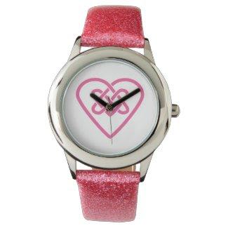 Celtic Heart Watch