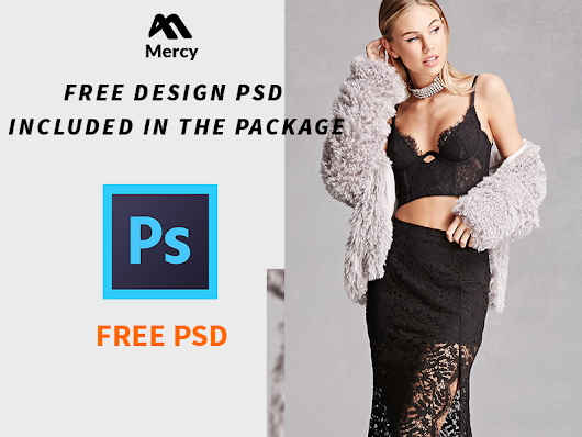 [HOT] Free PSDs Included in Theme Package When Purchasing Mercy WordPress Theme! - Lunartheme - Wordpress Theme, Free HTML | PSD templates