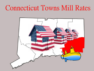 CT Towns Mill Rates