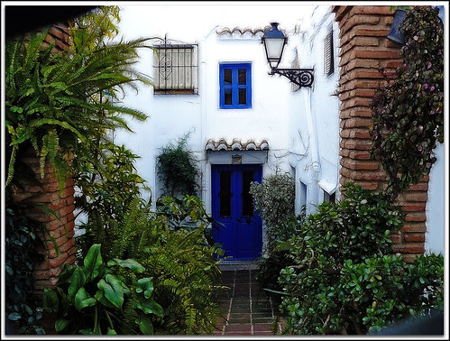 Patio de Nerja