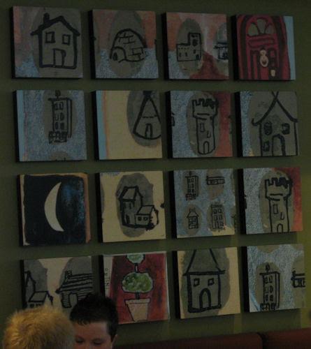 houses :. hus
