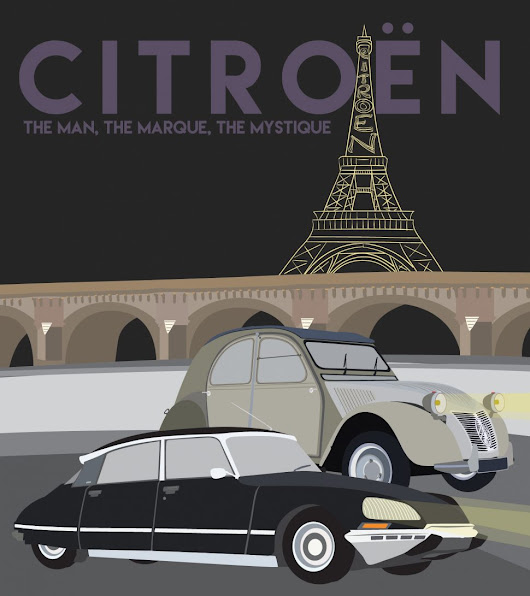 The largest North American Citroen exhibit ever organized  | Hemmings Daily