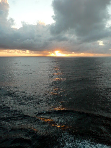 Sunrise Near Hilo, Hawai'i by RV Bob