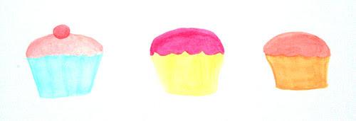 In Progress - Cupcakes
