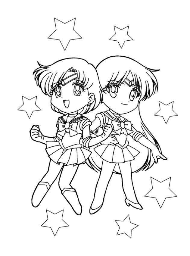 Imagenes De Amistad Anime Para Dibujar Faciles