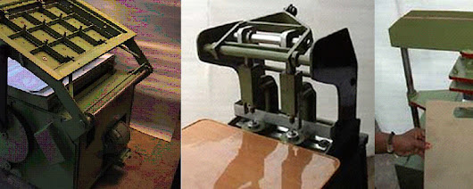 Paper Bag Punching Machine Manufacturers,Exporters in India