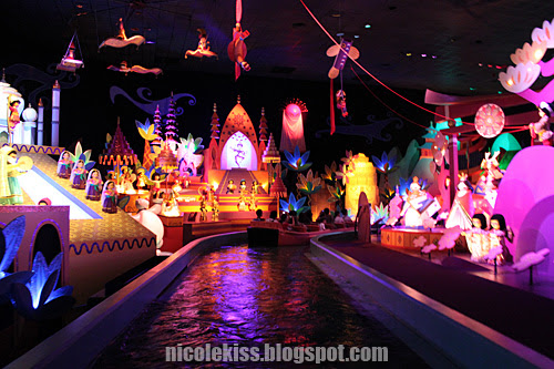 it's a small world cruise