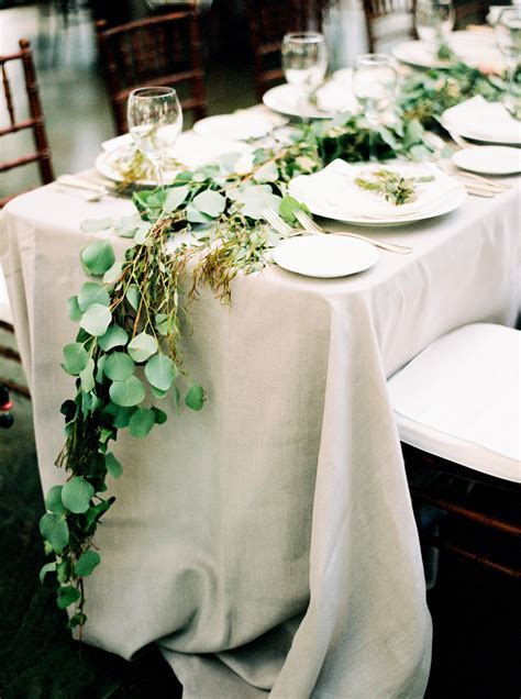 Elegant Greenery Centerpiece   Collection   Tuscany