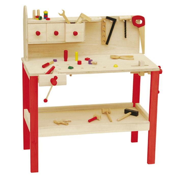 Roba Werkbank 97210 Kinderwerkbank aus Holz