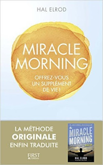 Couverture The Miracle Morning
