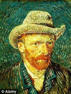 Προβληματισμένοι: ζωγράφος Βίνσεντ βαν Γκογκ που πέθανε σε 37