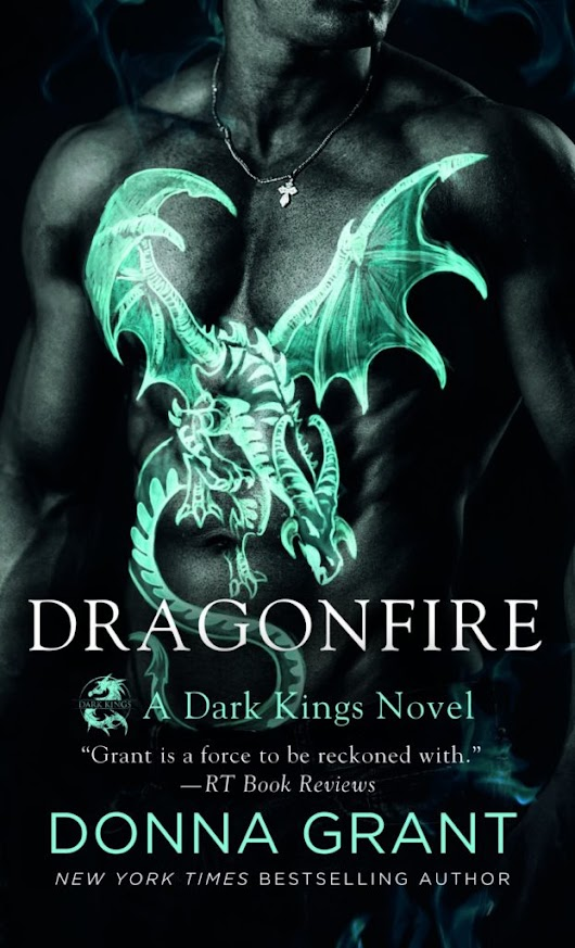 DRAGONFIRE by Donna Grant - Release Day Blitz