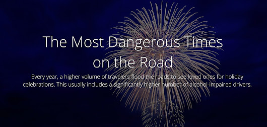The Most Dangerous Times on the Road