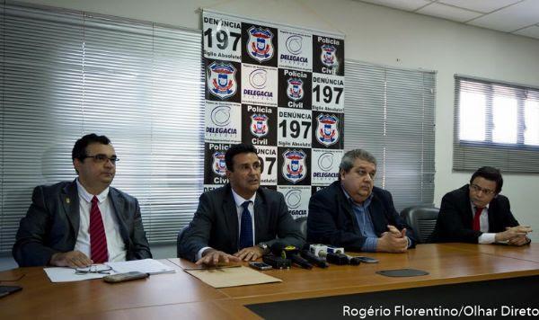 PJC prevê cerca de mil prisões em operação e MPE não descarta envolvimento de políticos