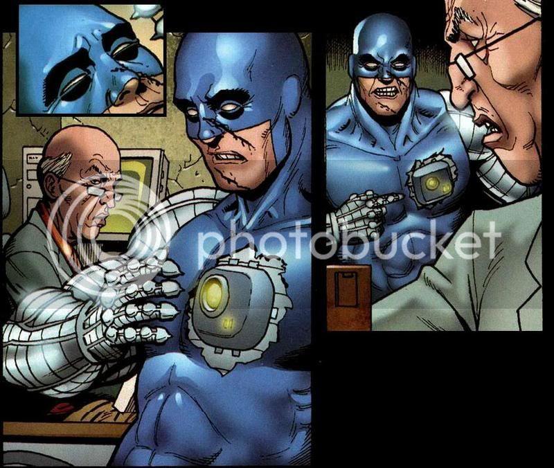 Wolverine, Cyber e Daken