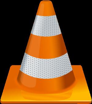 English: VLC icon