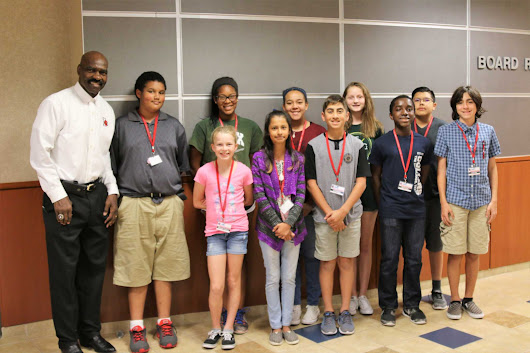 Conroe ISD holds 11th Annual Student Leadership Academy