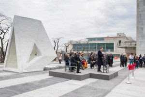 slavery memorial
