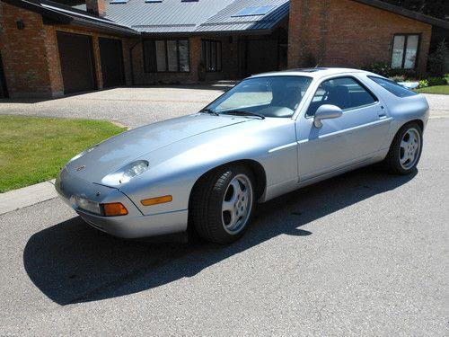 Purchase Used 1993 Porsche 928 Gts In Calgary Alberta