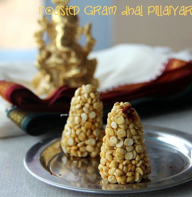 Roasted Gram Pillaiyar 010