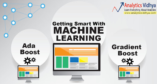 Getting smart with Machine Learning – AdaBoost and Gradient Boost
