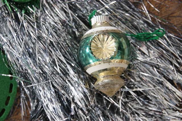Tinsel and Ornament