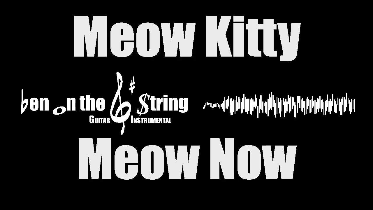 Meow Kitty Meow Now