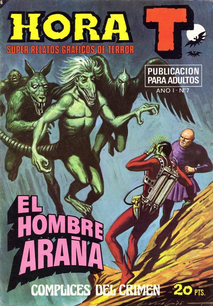 Antonio Bernal - Hora T (issue 7) 1975