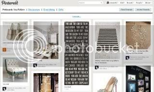 Friday Fixation: Pinterest