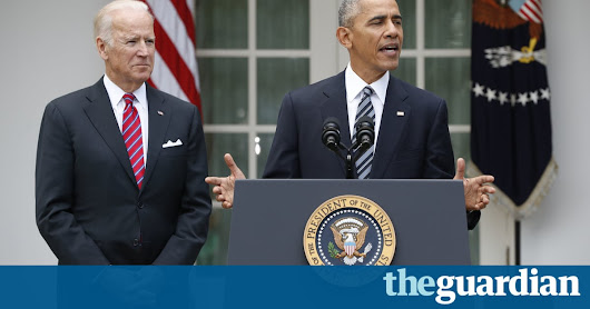 Donald Trump to meet with Barack Obama on Thursday after US election victory – live | US news | The Guardian