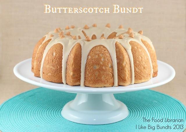 Butterscotch Bundt Cake Jello