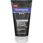 Neutrogena Men Sensitive Skin Shave Cream, 5.1 Fl. Oz