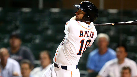 Mariners Acquire Outfielder Andrew Aplin from Astros for PTBNL/Option Pagan, Recall Whalen