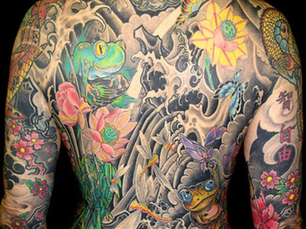 For Women Back Body Tattoos Hd Wallpapers