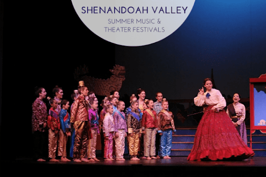 Shenandoah Valley Summer Music Festivals and Theater - Trekaroo