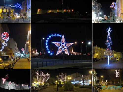 Iluminações de Natal de 2013 na cidade da Figueira da Foz [en] Christmas Lights 2013 in the city of Figueira da Foz, Coimbra, Portugal