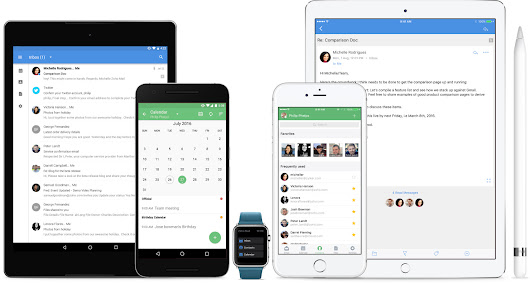 Unveiled: The new and improved Zoho Mail mobile app 2.0 «  Zoho Blog