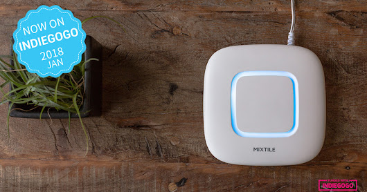 Mixtile Hub: User-friendly Smart Home Controller