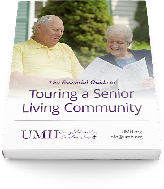 Free Guide: Essential Guide to Touring a Senior Living Community