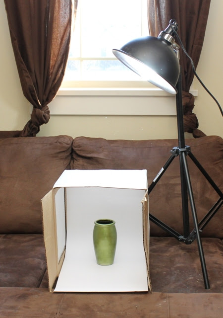 Do It Yourself 4 Step Macro Studio Light Box The Feather Artist